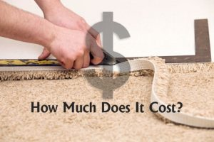 How much does it cost to install carpet?